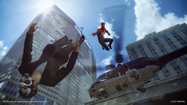 Spider-Man - Screenshots - Bild 5