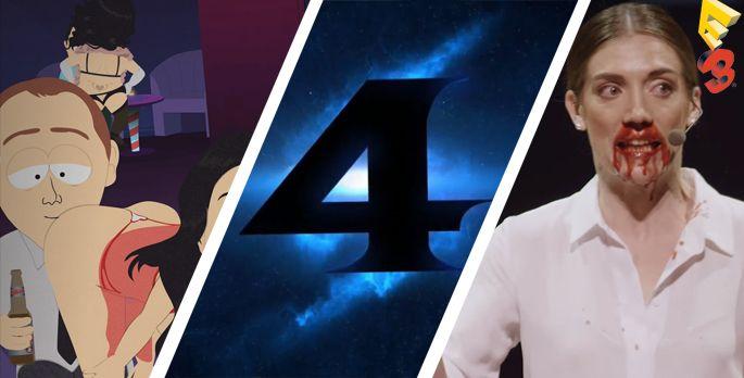 Top 5 Holy-Shit-Momente der E3 - Special