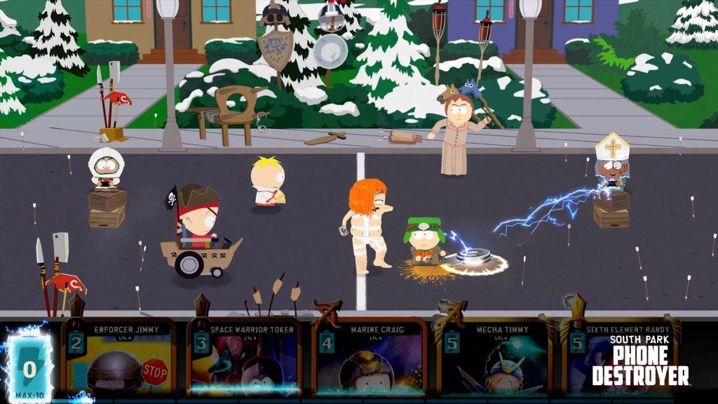 E3-Trailer zu South Park: Die rektakuläre Zerreißprobe erschienen