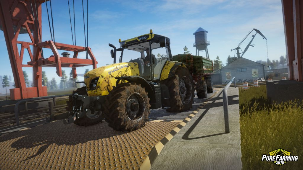 Pure Farming 2018 - Release-Termin, Bayern-Karte in der Day1-Edition