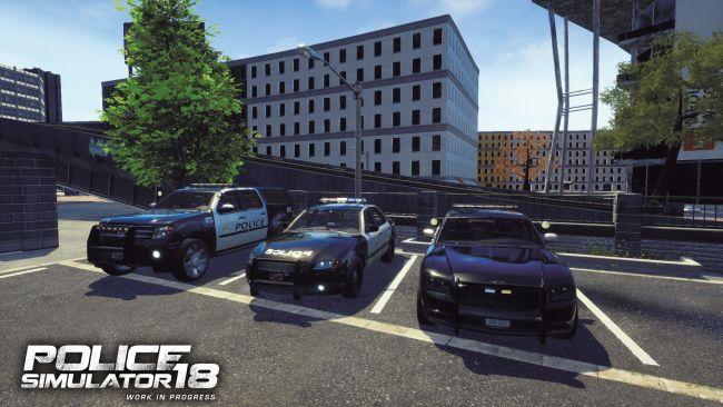 Police Simulator 18 - Screenshots - Bild 1