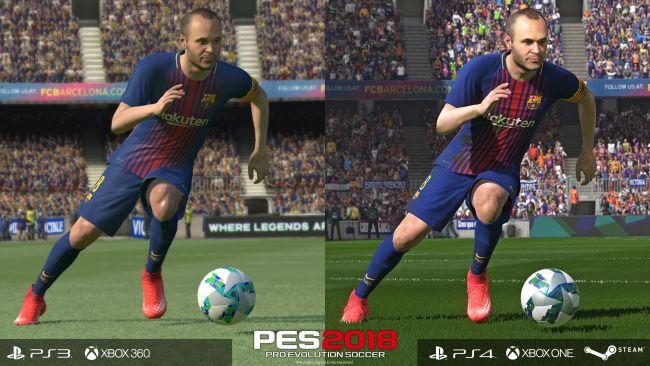 Pro Evolution Soccer 2018 - Screenshots - Bild 6