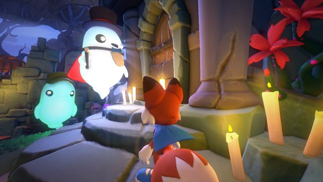 Super Lucky's Tale - Screenshots - Bild 6
