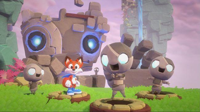 Super Lucky's Tale - Screenshots - Bild 1