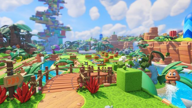 Mario & Rabbids: Kingdom Battle - Screenshots - Bild 1