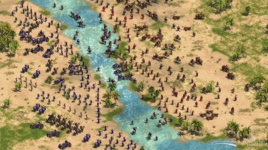 Age of Empires: Definitive Edition bringt einen Klassiker zurück