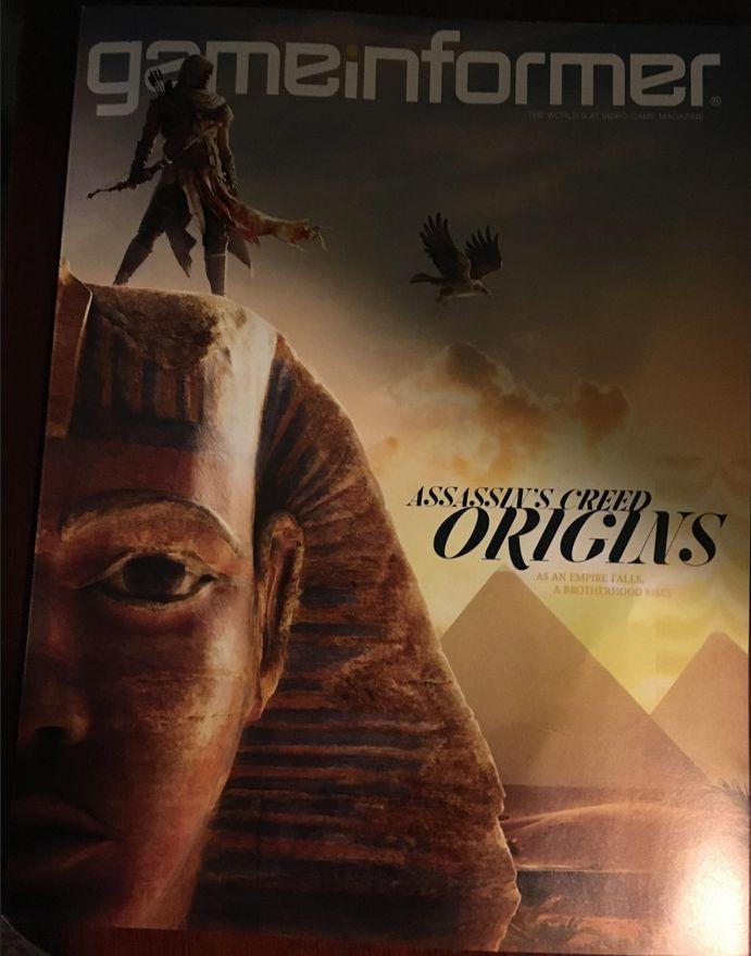 assassins creed origins release date