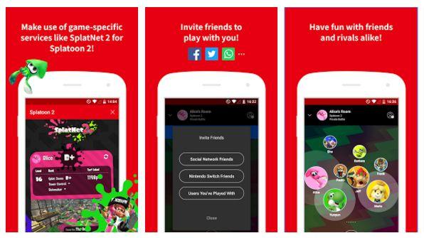 Online-App für Nintendo Switch veröffentlicht