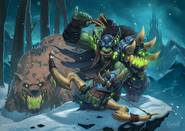 Hearthstone: Ritter des Frostthrons - Screenshots - Bild 1