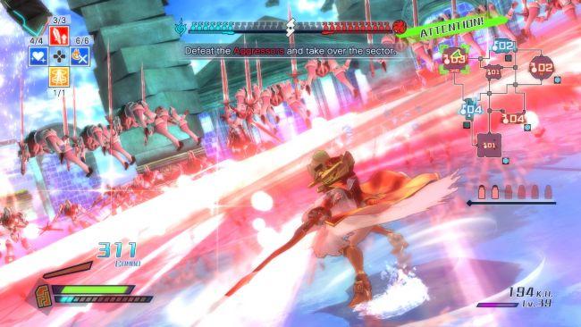 Fate/Extella - Screenshots - Bild 18