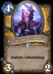 Hearthstone: Ritter des Frostthrons - Screenshots - Bild 3