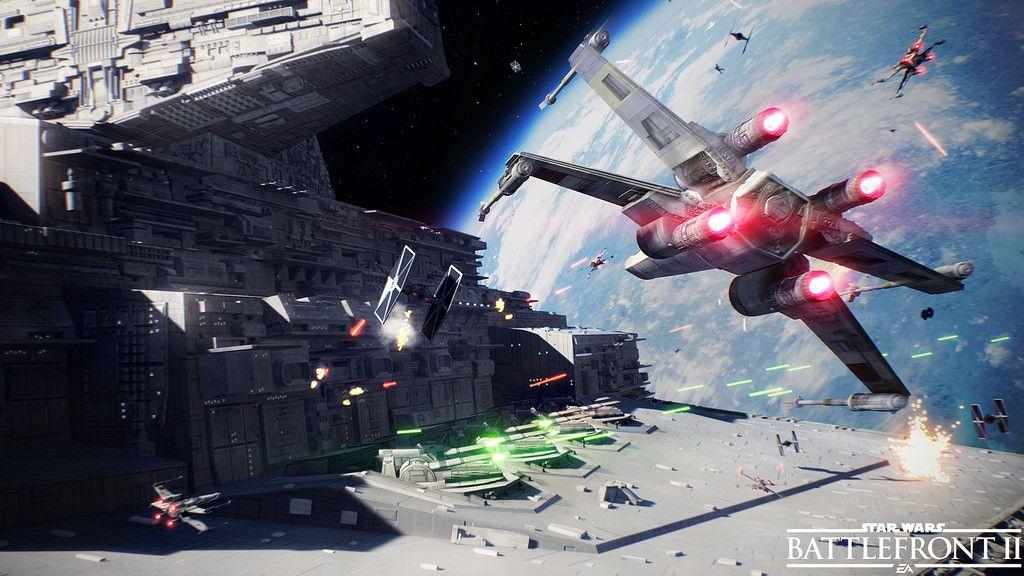 Star Wars Battlefront 2: Termine und Details zur Open Beta