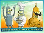 Futurama: Worlds of Tomorrow - Screenshots - Bild 2