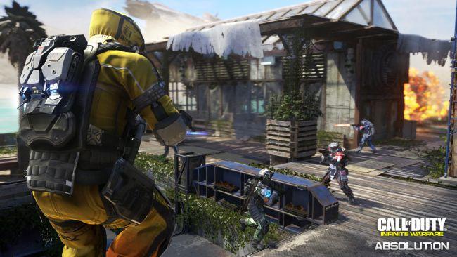 Call of Duty: Infinite Warfare - DLC: Absolution - Screenshots - Bild 3