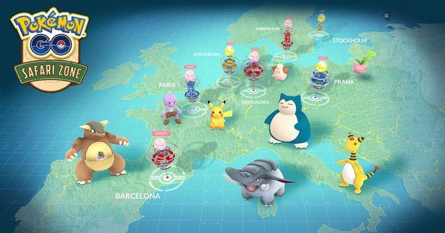 Neues Pokémon Go Event fordert Trainer zum weltweiten Zusammenarbeiten auf