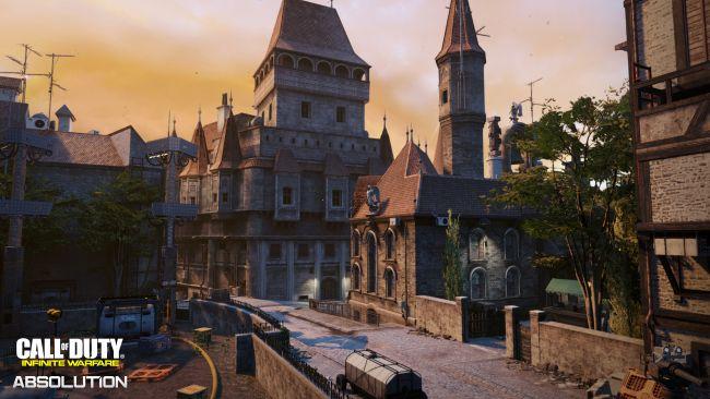 Call of Duty: Infinite Warfare - DLC: Absolution - Screenshots - Bild 4