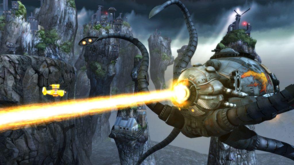 Sine Mora EX: Termin für PC, PS4 und Xbox One steht fest