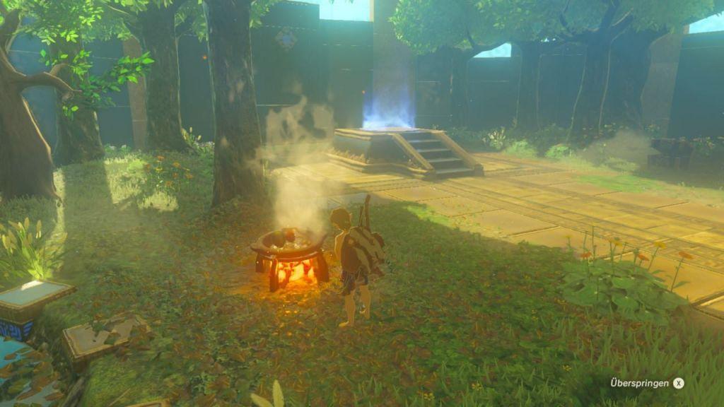 Zelda : Breath of the Wild DLC: Ein Kessel Buntes für Hartgesottene ...
