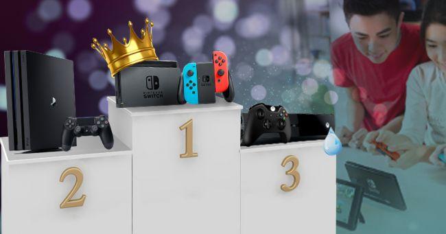 Analyst: Switch 2017 erfolgreicher als Xbox One