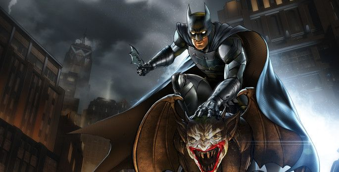 Batman: The Enemy Within - Test
