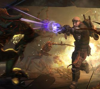 Red Faction: Armageddon - Test