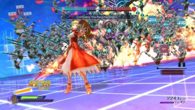 Fate/Extella - Screenshots - Bild 1