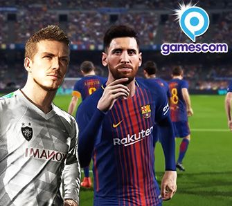 PES 2018 - Preview