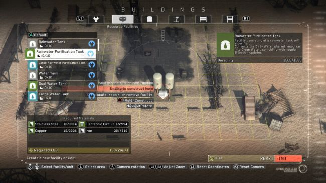 Metal Gear Survive - Screenshots - Bild 2