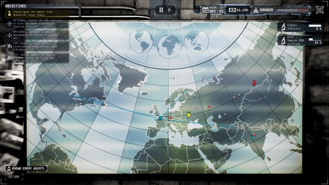 Phantom Doctrine - Screenshots - Bild 5