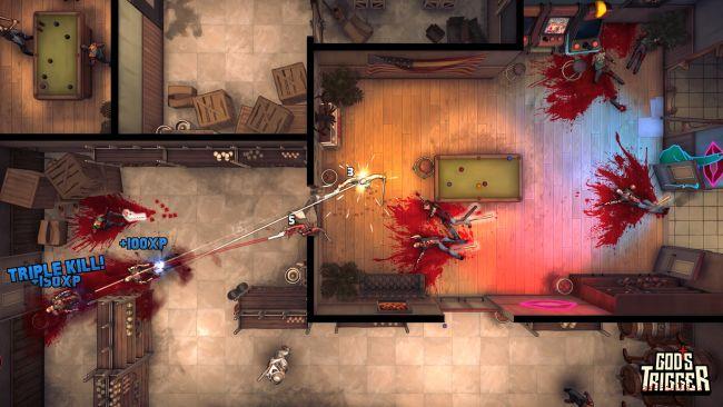 God's Trigger - Screenshots - Bild 9