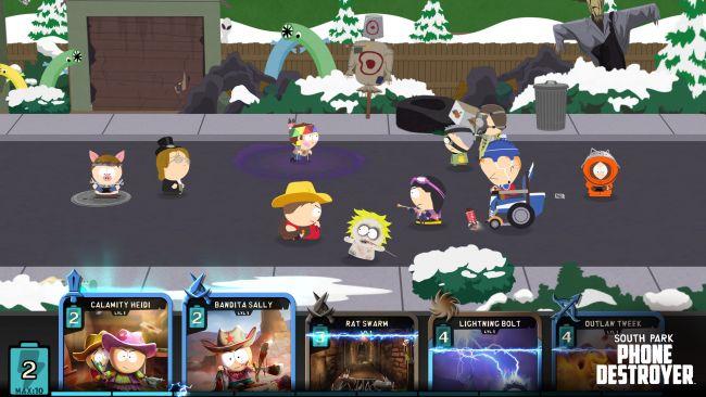 South Park: Phone Destroyer - Screenshots - Bild 1