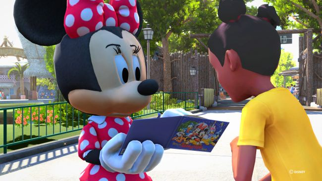 Disneyland Adventures - Screenshots - Bild 11