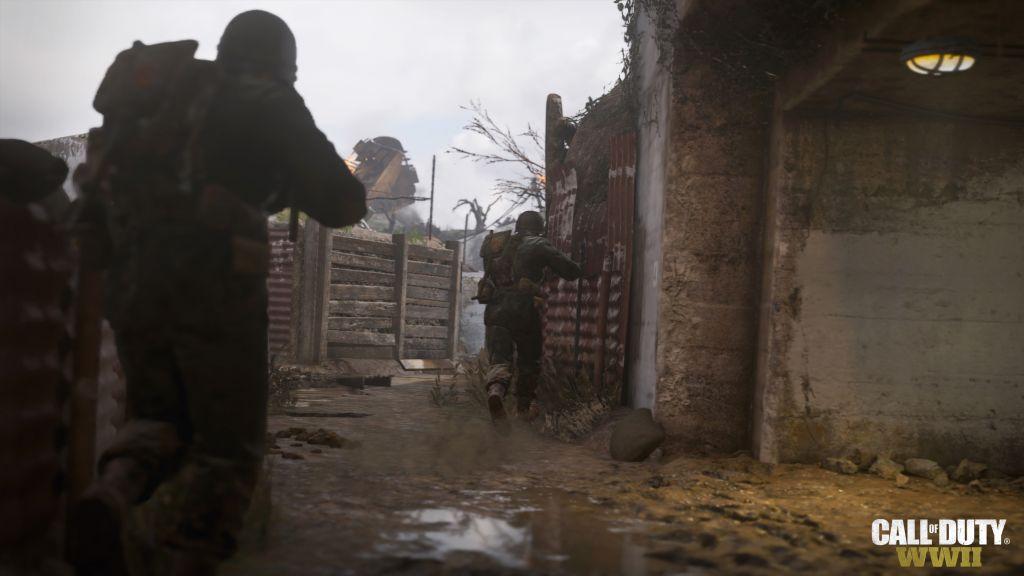 Call of Duty WW2: Neuer Trailer stellt das Hauptquartier des Multiplayers vor