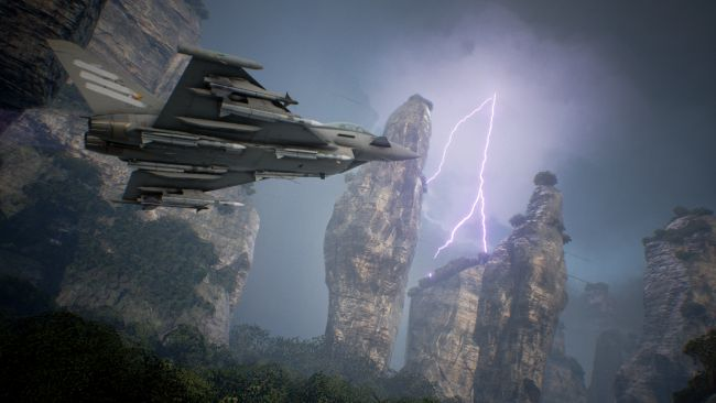 Ace Combat 7: Skies Unknown - Screenshots - Bild 22
