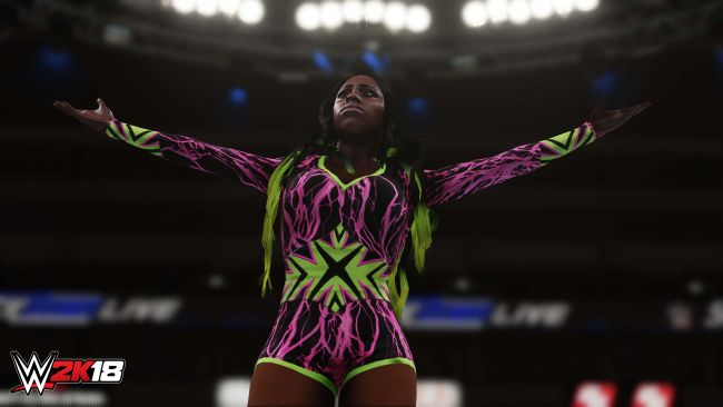 WWE 2K18 - Screenshots - Bild 14