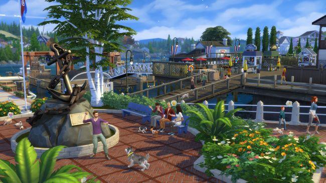 Die Sims 4: Cats & Dogs - Screenshots - Bild 4