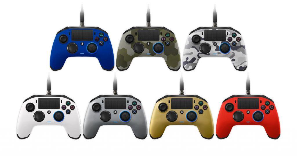 Nacon Revolution Pro: PS4-Controller kommt in Farbe - News von Gameswelt