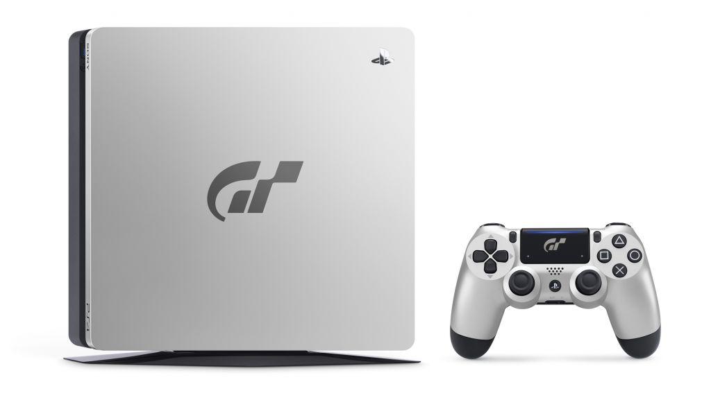 PlayStation 4: Limitierte Konsolen-Bundles mit Gran Turismo Sport angekündigt