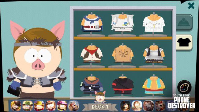 South Park: Phone Destroyer - Screenshots - Bild 2