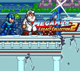 Mega Man Legacy Collection 2 - Test