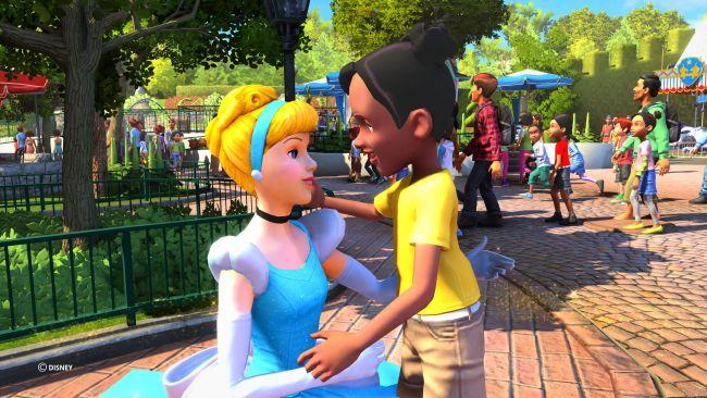 Disneyland Adventures - Screenshots - Bild 2