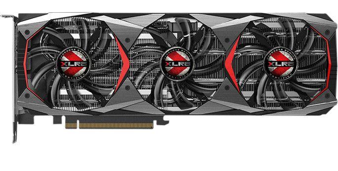 PNY GeForce GTX 1080 Ti XLR8 Gaming OC - Test