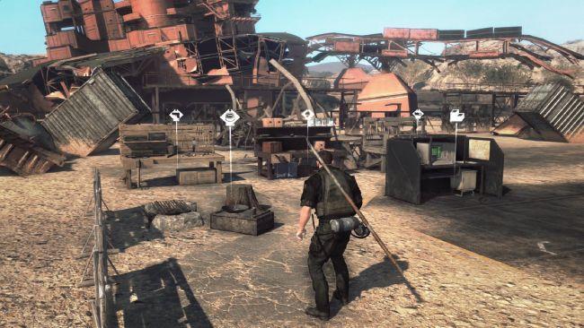 Metal Gear Survive - Screenshots - Bild 1