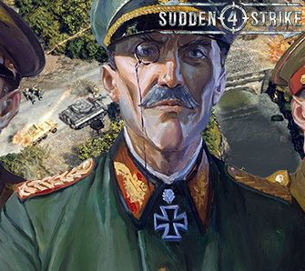 Sudden Strike 4 - Test