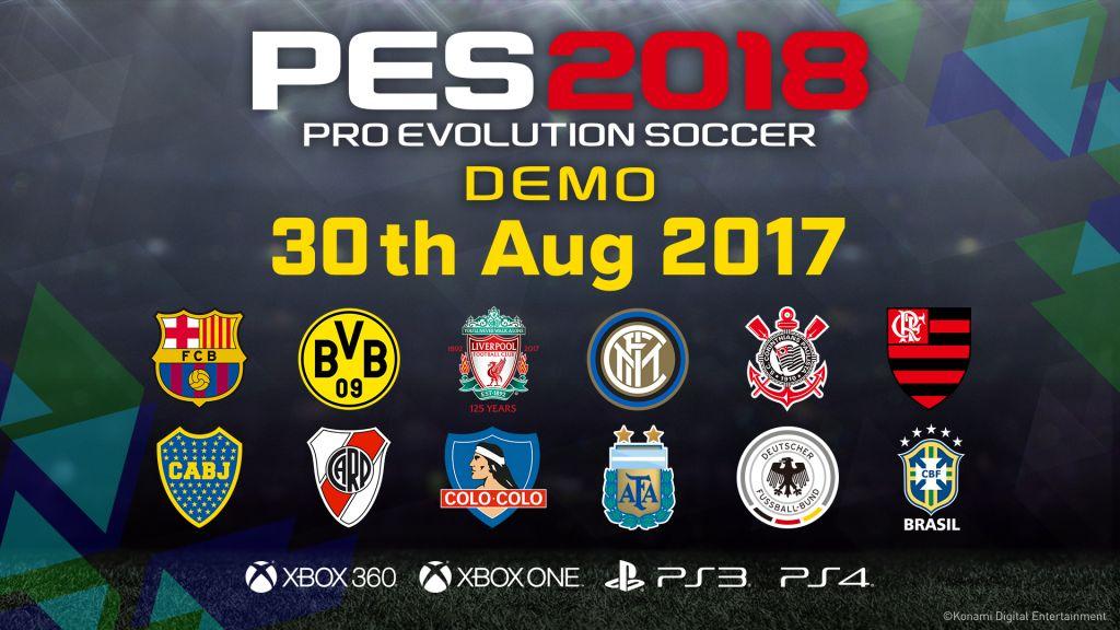 PC-Trailer zu PES 2018