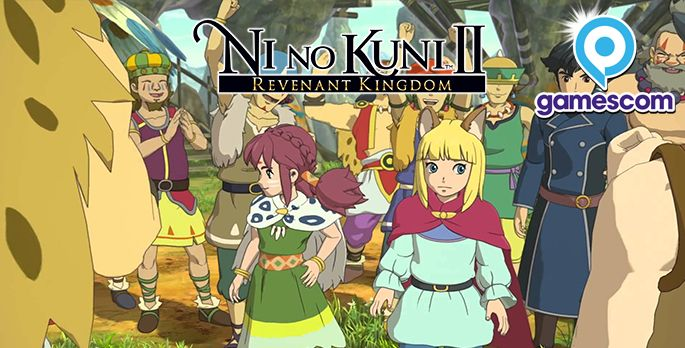 Ni no Kuni 2: Schatten eines Königreichs - Preview