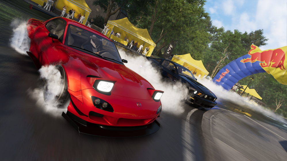 The Crew 2 - Kampagne