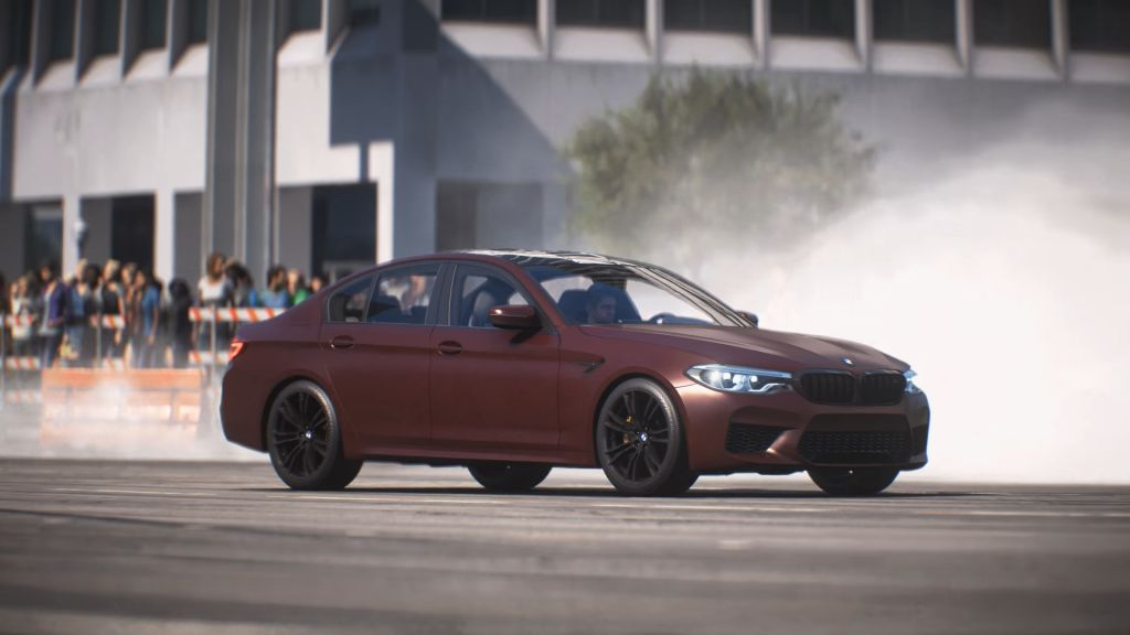 Need for Speed Payback: BMW M5 mit einem actionreichen Trailer enthüllt