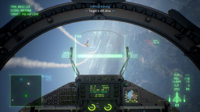 Ace Combat 7: Skies Unknown - Screenshots - Bild 27
