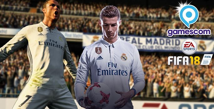 FIFA 18 - Preview